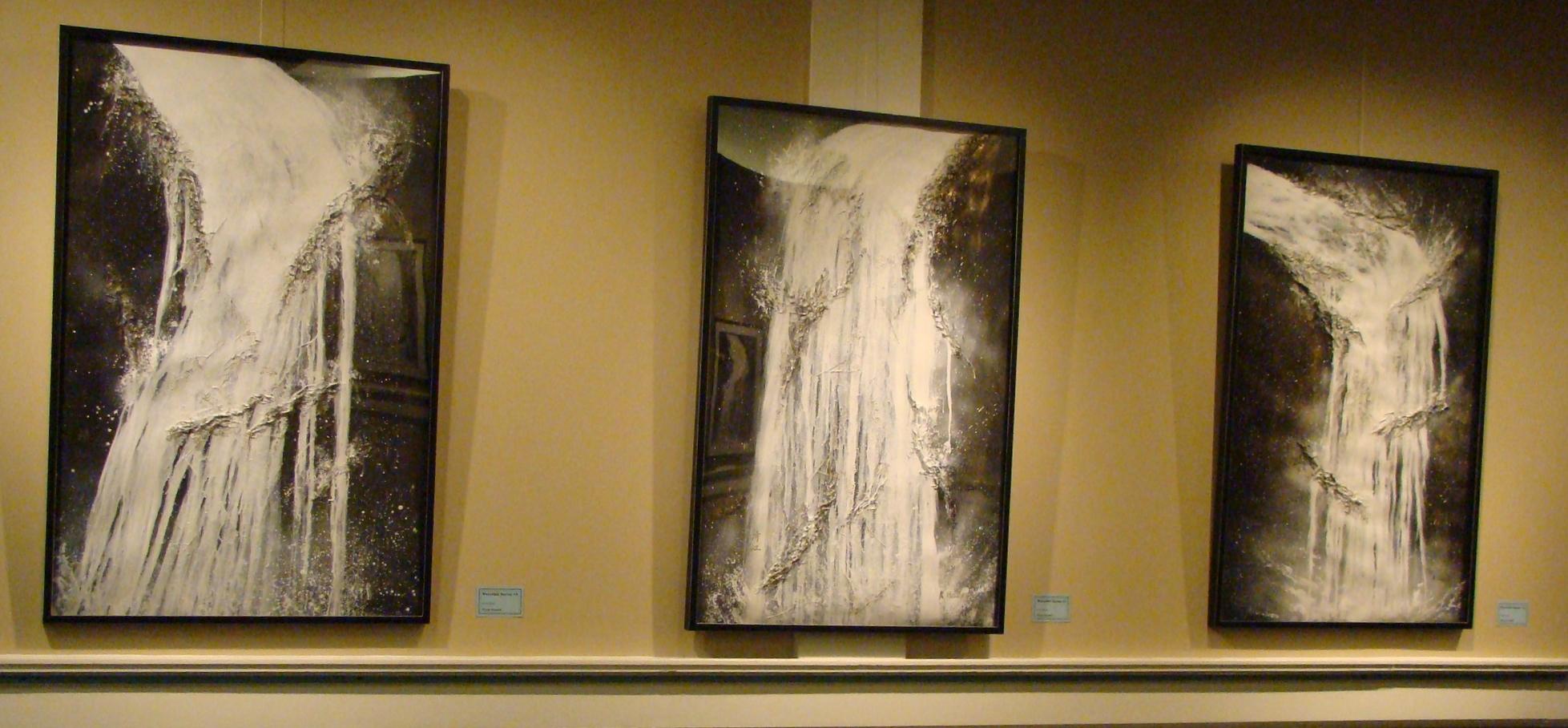 Kiyoe Waterfall Series