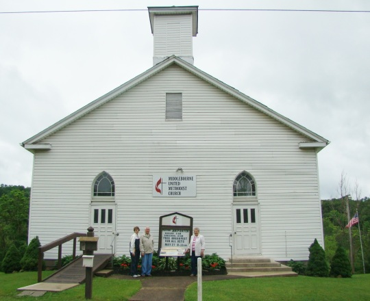 Middlebourne Methodist Church