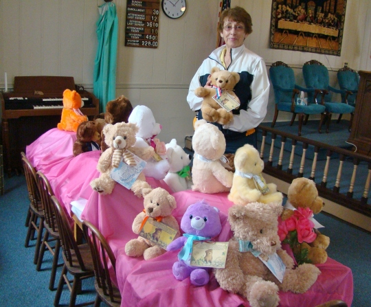 Middlebourne Prayer Bears