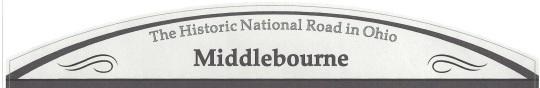 Middlebourne Sign 001