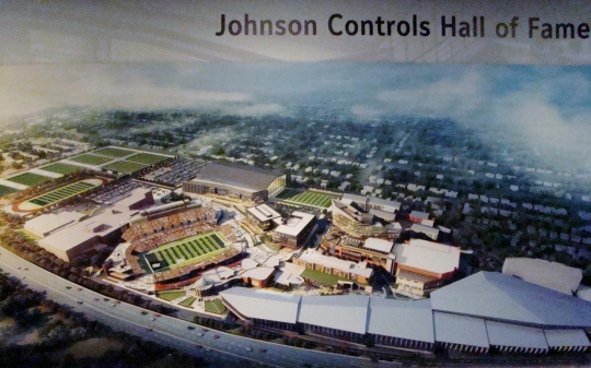 HOF Johnson Controls
