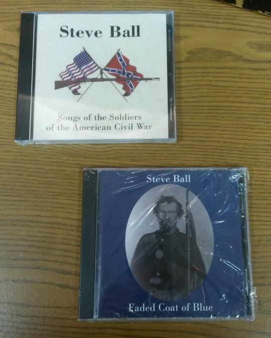 Steve Ball CD
