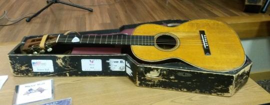 Steve Ball guitar