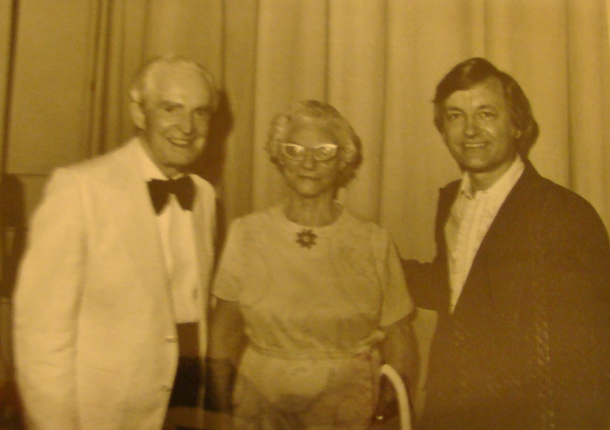 Len Fred, Ann and Len