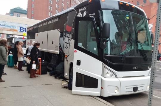 Return Bus