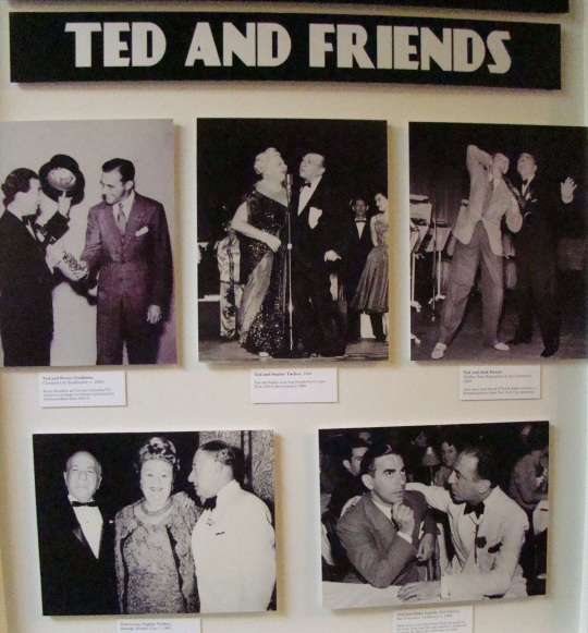 Ted and friends