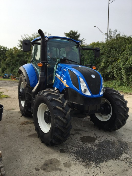 Jerry's New Holland