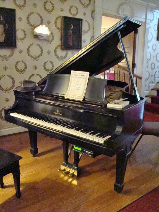 Malabar Grand Piano