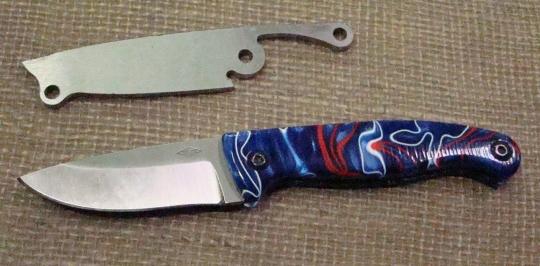 Frontier Folder knife