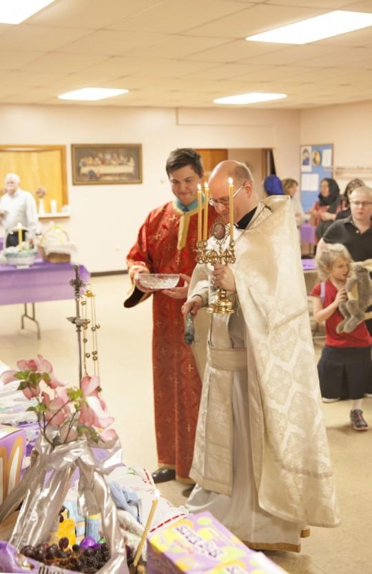 Slovak priest