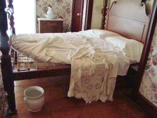 Castle - bed