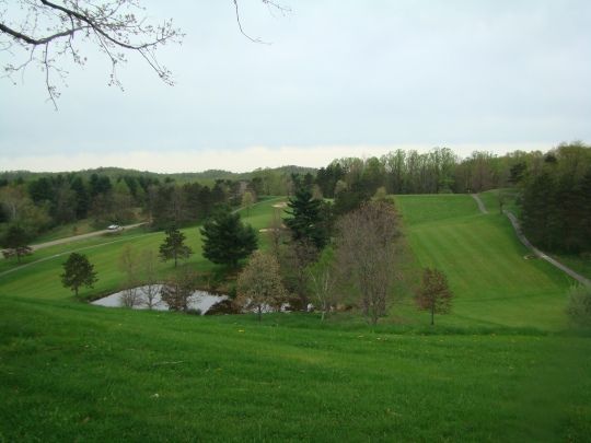 Salt Fork Golf Course