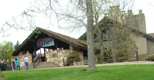 Salt Fork Lodge
