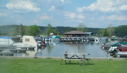 Salt Fork Sugartree Marina 2