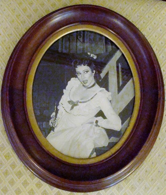 Carol Barber of Seville