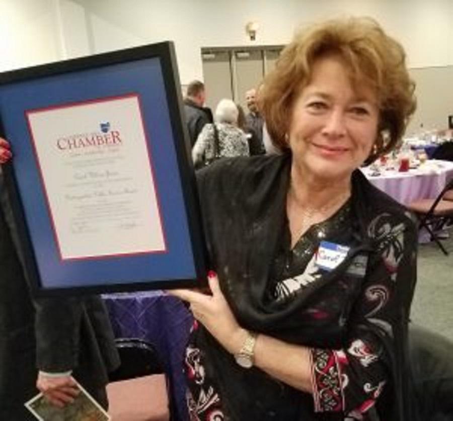 Carol-Wilcox-Jones-Chamber Award 2