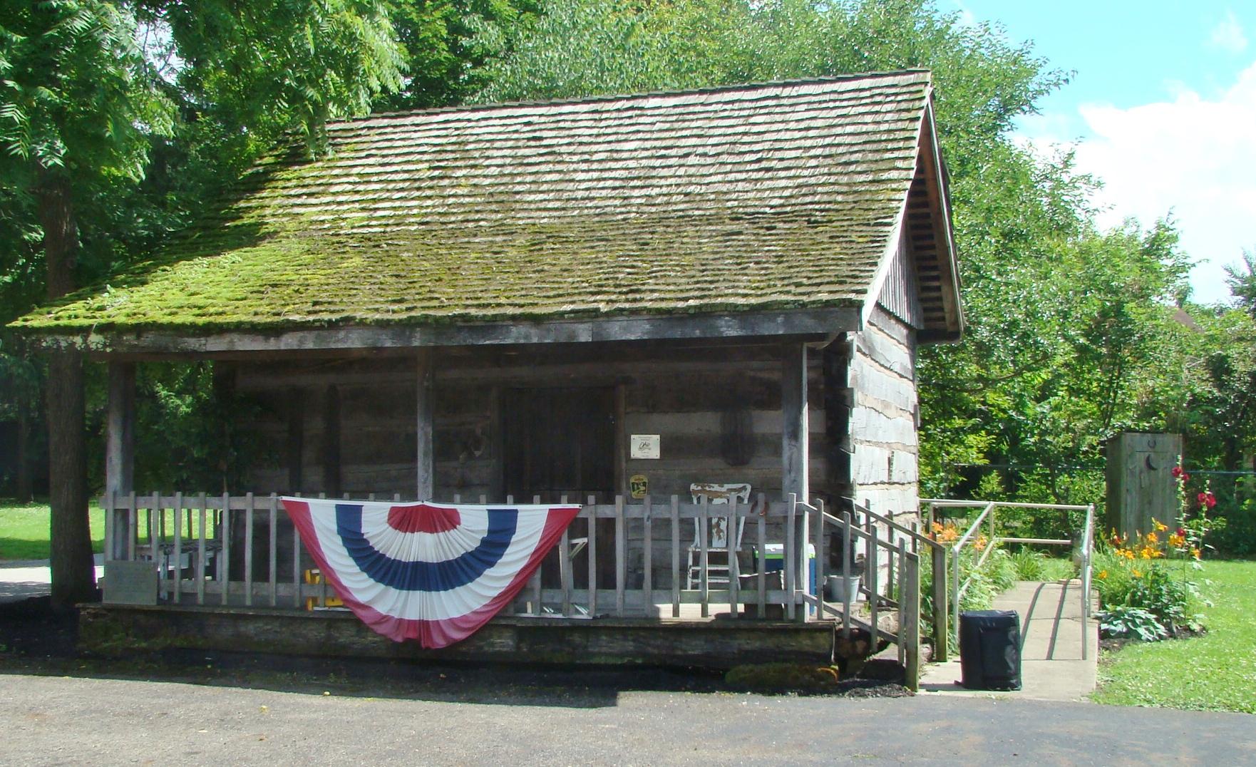 Buckeye Lake First Cabin