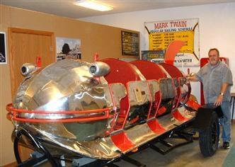 Buckeye Lake Rocket Ride