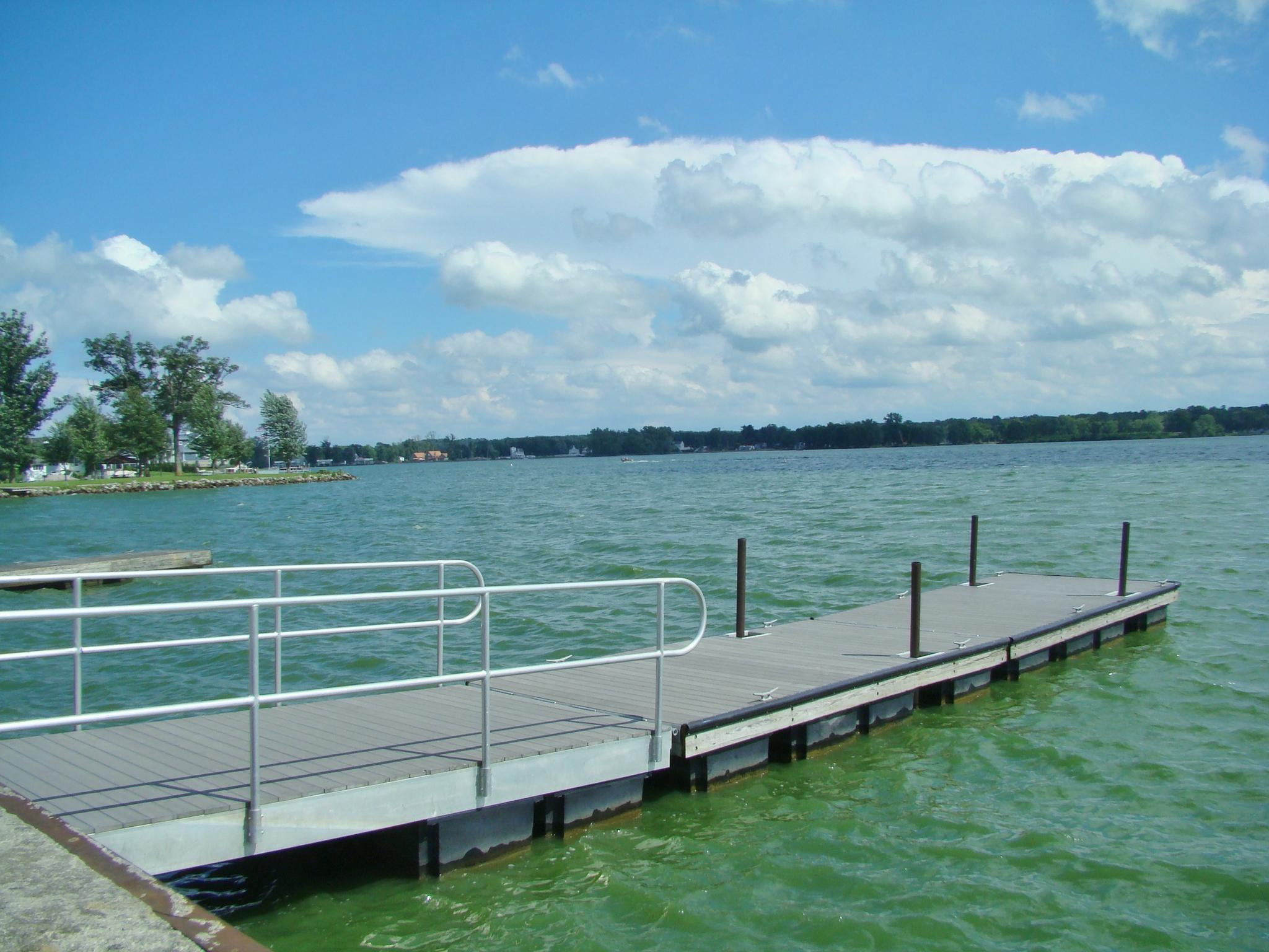 Buckeye Lake today
