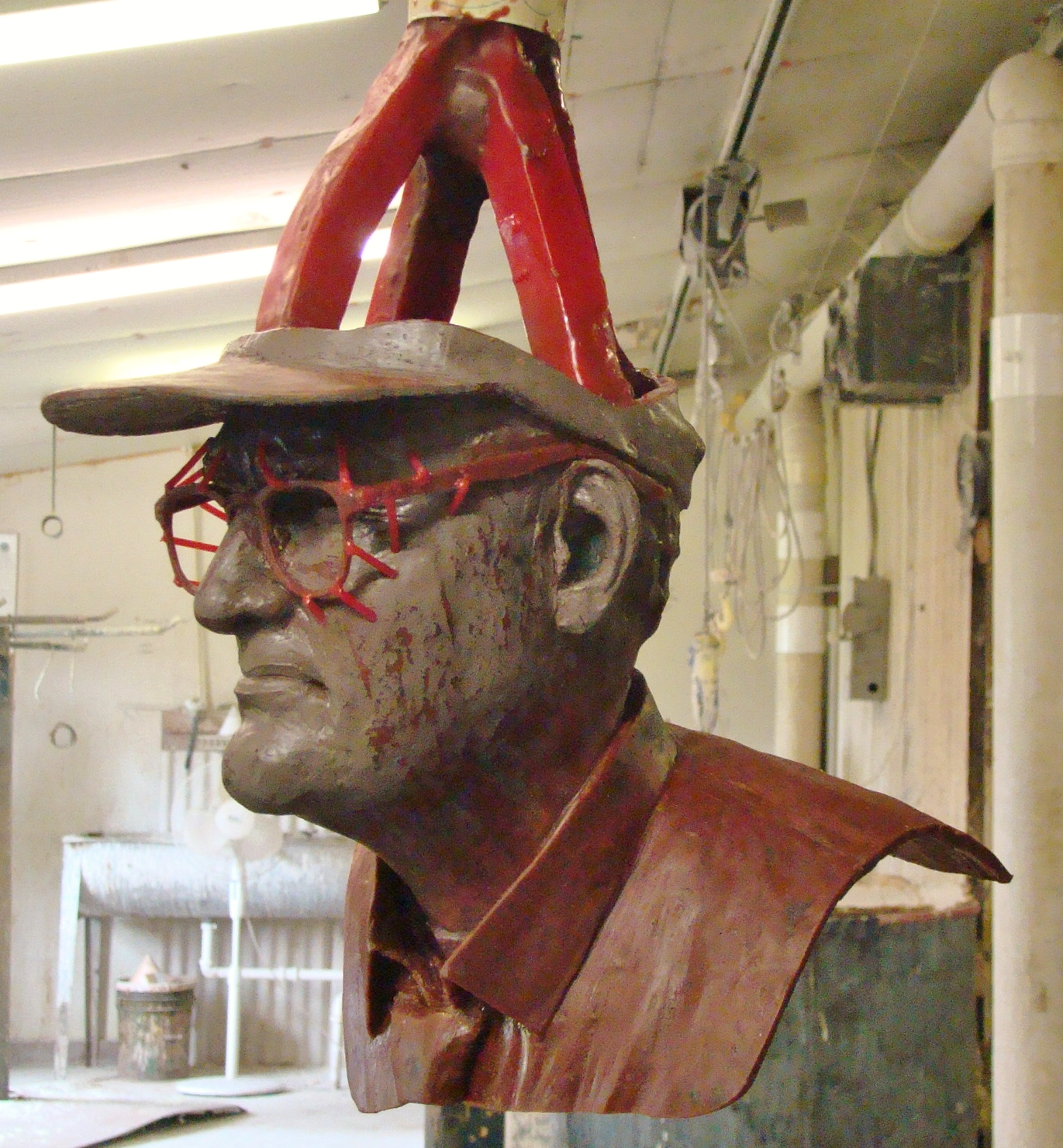 Coopermill Woody Hayes Head