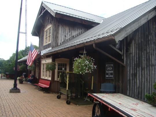 Hocking Depot
