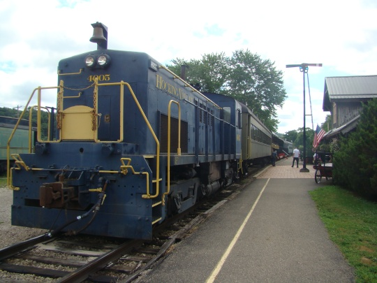 Hocking Valley Train