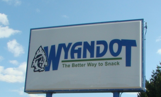Wyandot Sign