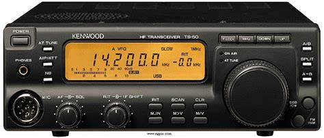 Kenwood TS-50 Radio