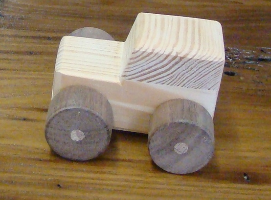 Russ Basic Wooden Toy