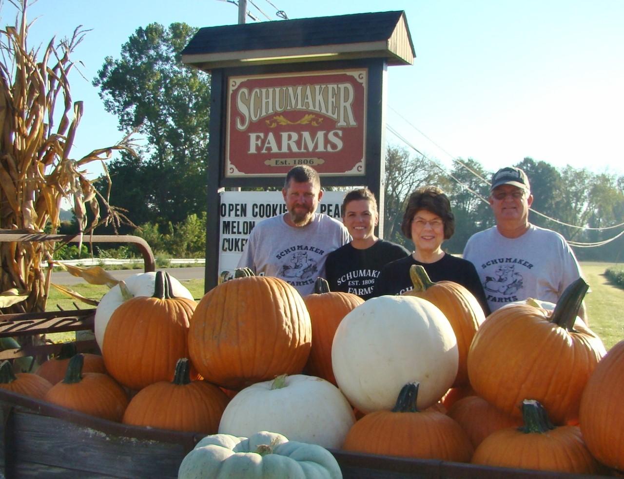 Schumaker Family