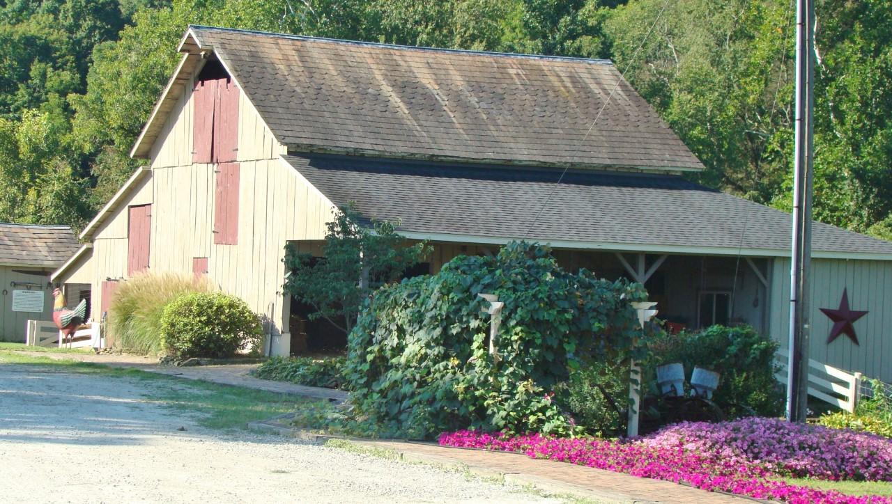 Schumaker Old Barn