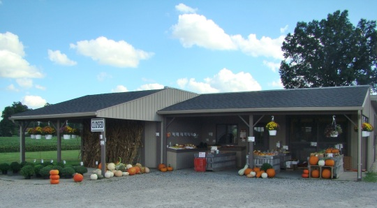Schumaker Produce Stand