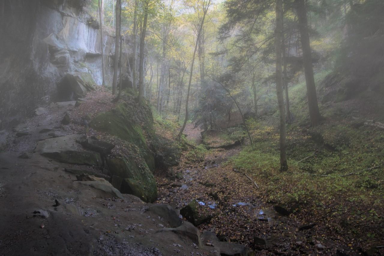 Daniel Nature Waterfalls