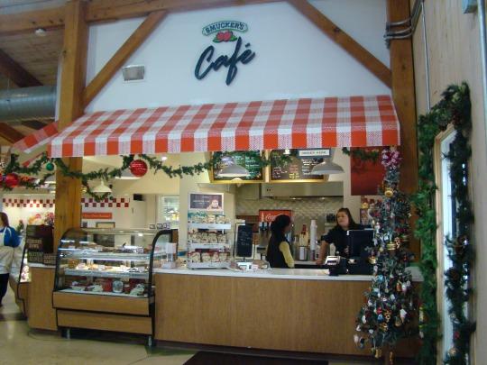 Smucker's Cafe