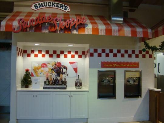 Smucker's Sundae Shoppe