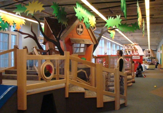 COSI Kids Space