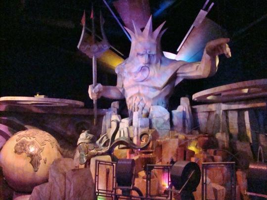 COSI Poseidon's Realm