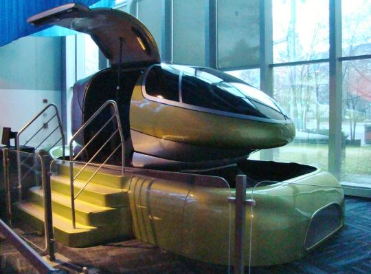 COSI Space capsule