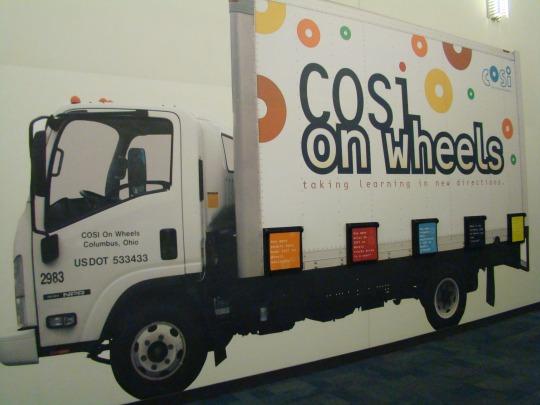 COSI on wheels