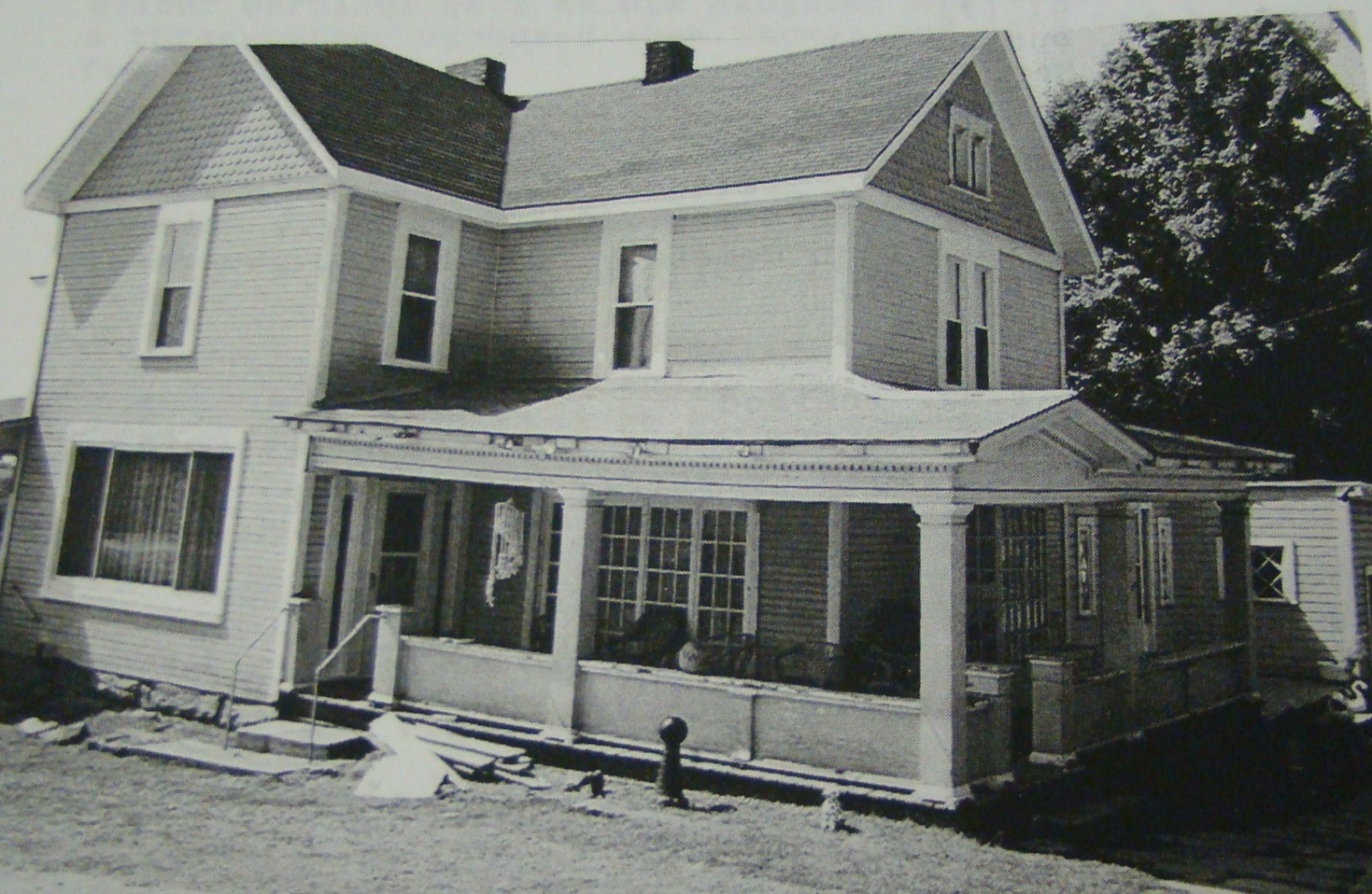 Fairview Costume House by O.G. Boyd