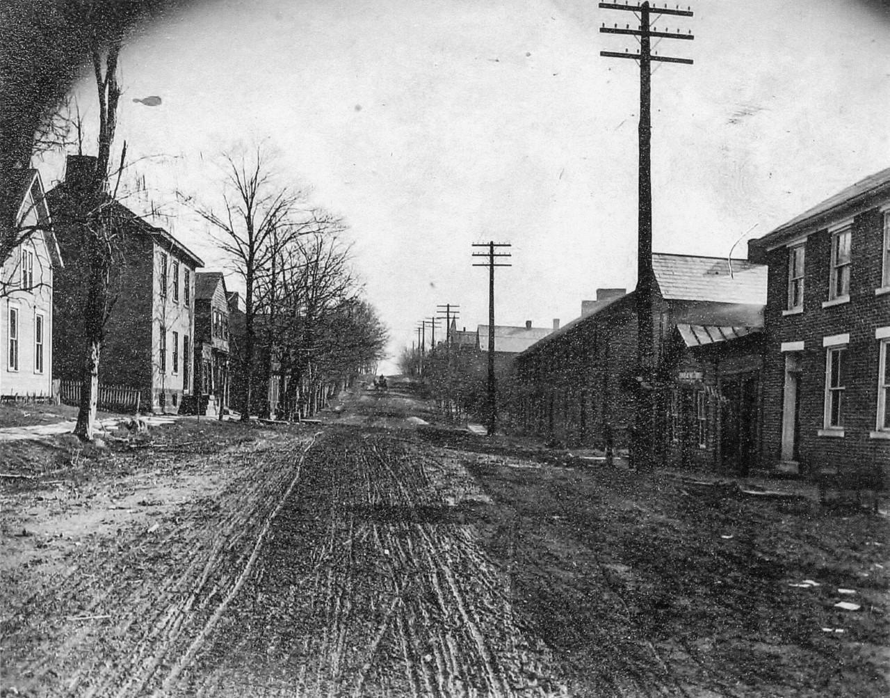 Fairview Main Street - small