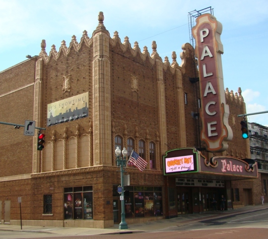 jay palace theater