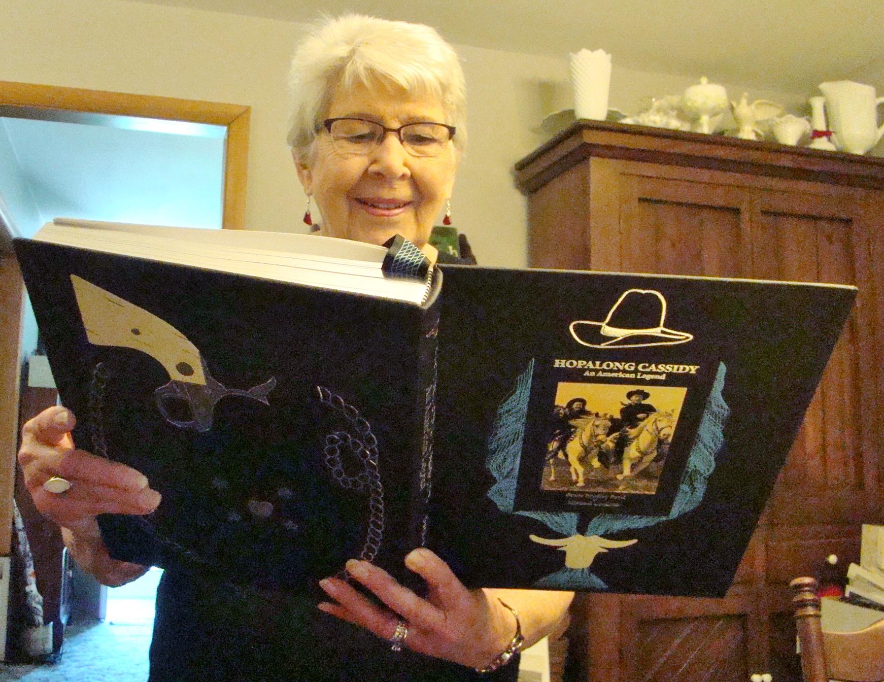 Laura Hopalong Cassidy Book