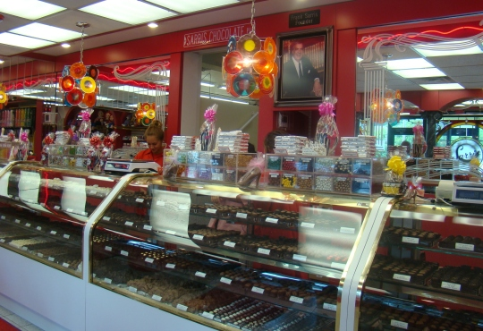 Sarris Candy Counter