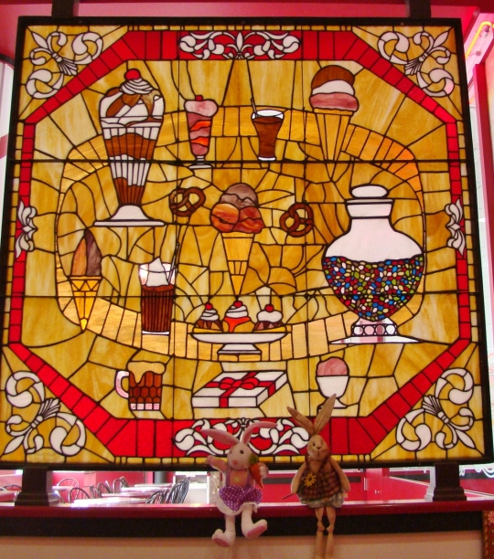 Sarris stained glass