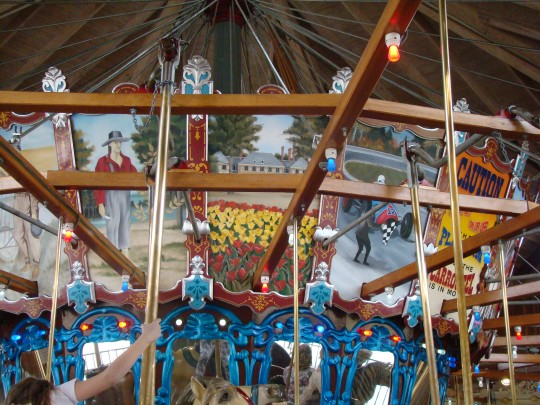 Carrousel Paintings