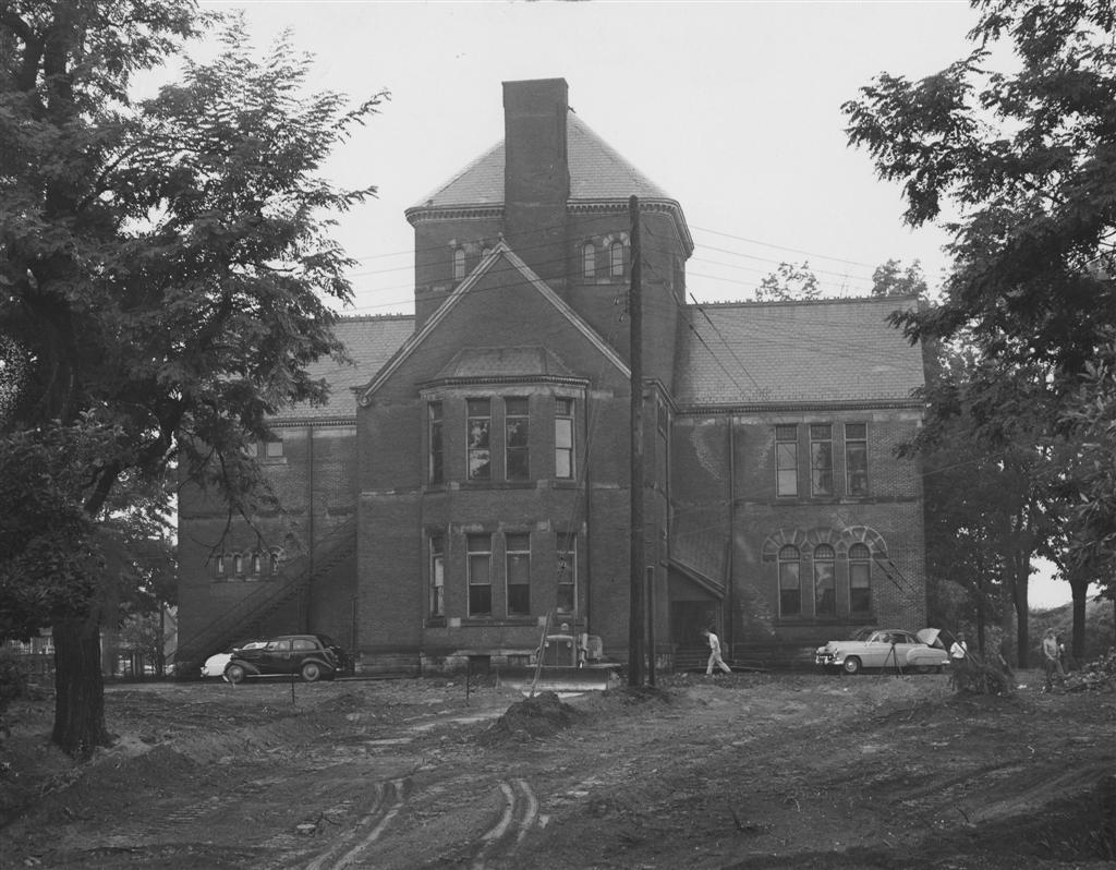 Hopalong East End School