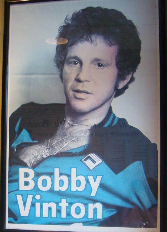 McD Bobby Vinton