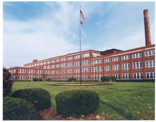 2000 Hoover Headquarters