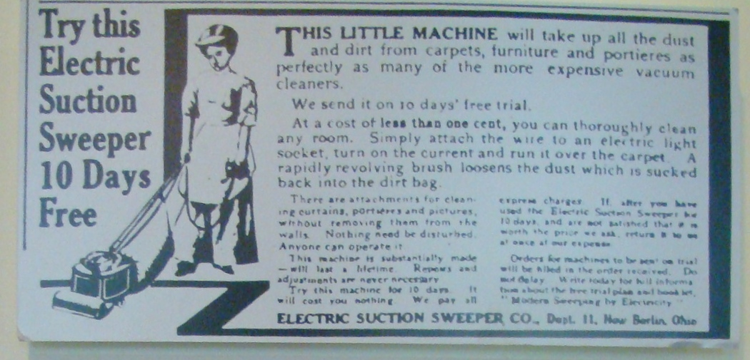 Hoover early ad 2
